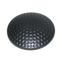 Акустомагнитный датчик «Ракушка гольф» 63мм, черный оптом
