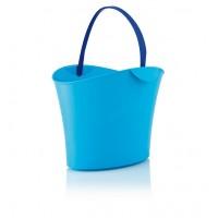 Покупательская корзина SHOPHIE - 6 L, голубая оптом