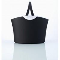 Покупательская корзина SHOPHIE - 6 L, чёрная оптом