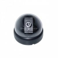 """Цветная купольная аналоговая видеокамера D08SCM200H Sambo 1/4"""" Color SHARP CCD Normal оптом"""