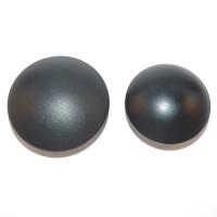 Противокражный акустомагнитный датчик «РАКУШКА мини» 45мм Черный оптом